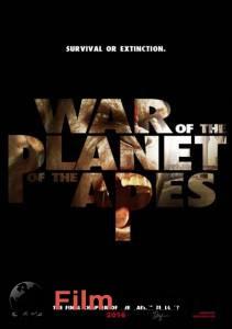Посмотреть кино Война планеты обезьян онлайн бесплатно