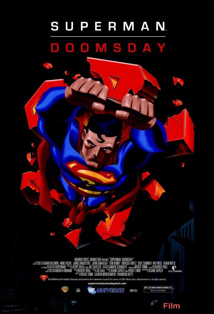 Смотреть мультфильм «Супермен: Судный день