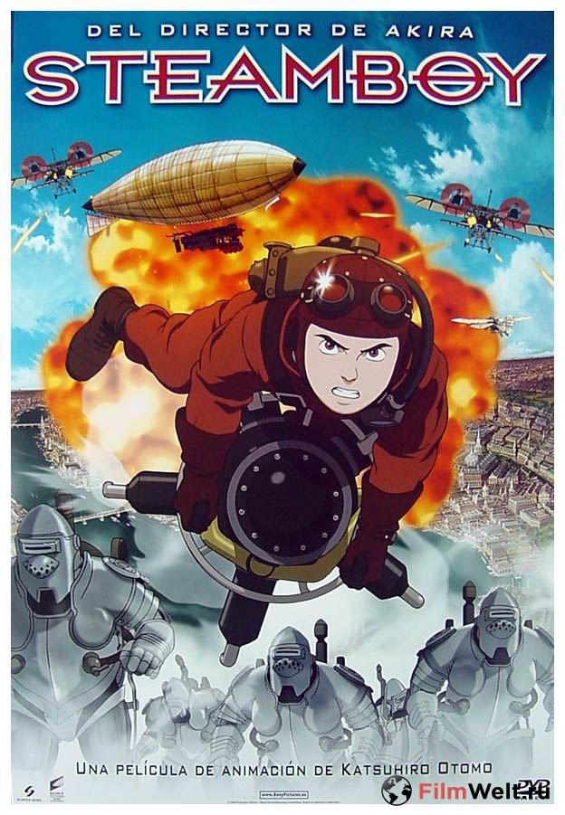 Steamboy movie online