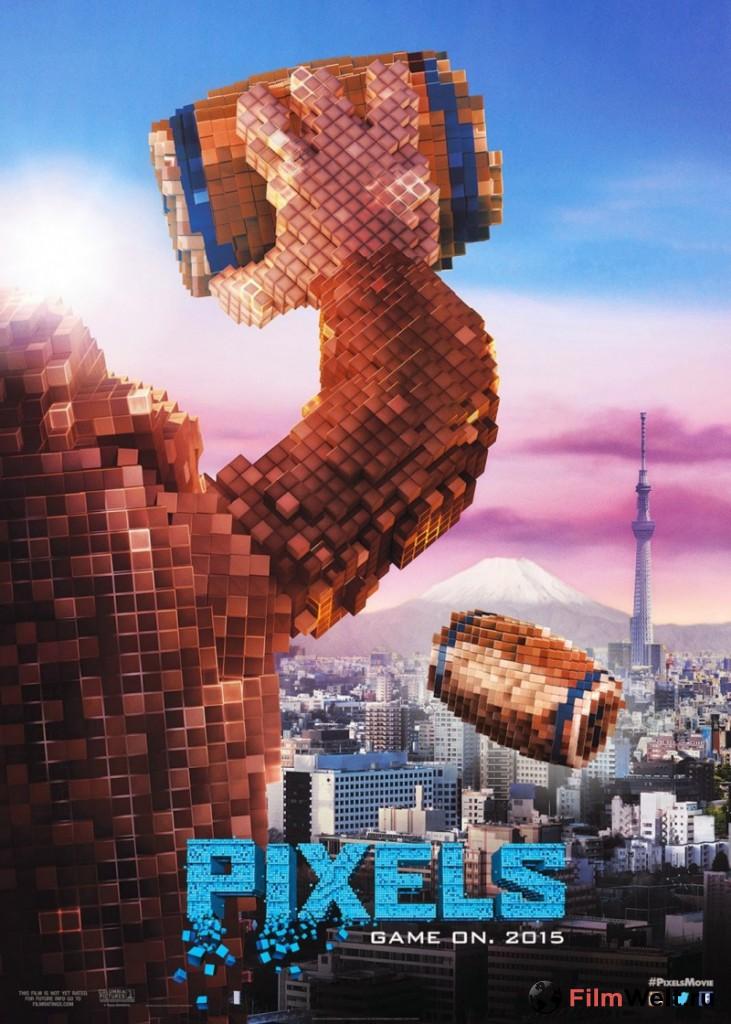Кадры из фильма смотреть фильм пиксели в хорошем качестве онлайн