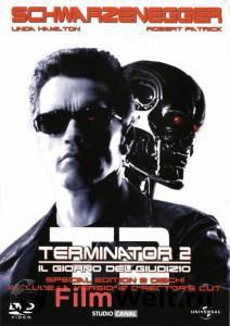 Смотреть кинофильм Терминатор 2: Судный день в HD качестве
