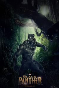 Посмотреть  Чёрная Пантера в высоком качестве