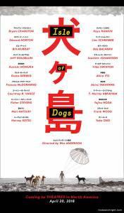 Смотреть фильм Остров собак онлайн