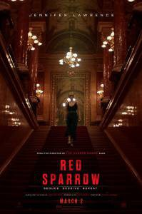 Смотреть видео Красный воробей онлайн бесплатно