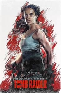 Смотреть видео Tomb Raider: Лара Крофт в высоком качестве