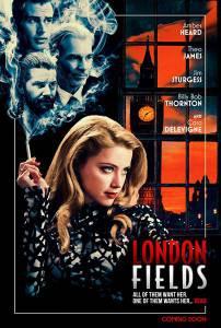 Посмотреть фильм Лондонские поля 2018 в HD качестве