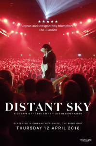 кино Distant Sky: Nick Cave & The Bad Seeds – Концерт в Копенгагене онлайн бесплатно