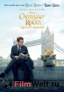 Онлайн кино Кристофер Робин - Christopher Robin - 2018 смотреть