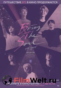 Посмотреть кинофильм BTS: Открой свою душу. Фильм онлайн