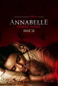 Смотреть видео Проклятие Аннабель3 2019 онлайн