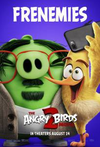 Кинофильм Angry Birds 2 в кино - The Angry Birds Movie 2 онлайн без регистрации