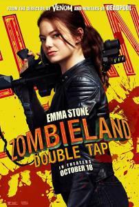 Смотреть кино Zомбилэнд: Контрольный выстрел 2019