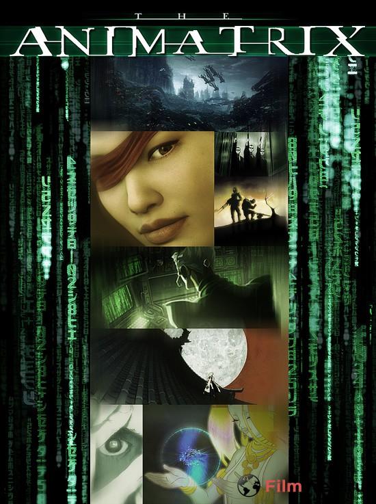 «Аниматрица: Последний Полет Осириса» — 2003